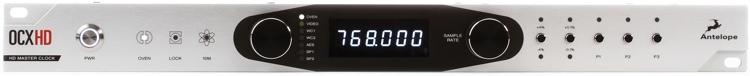 Antelope Audio OCXHD - 768kHz Master Clock image 1