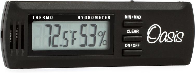 Oasis Digital Hygrometer image 1