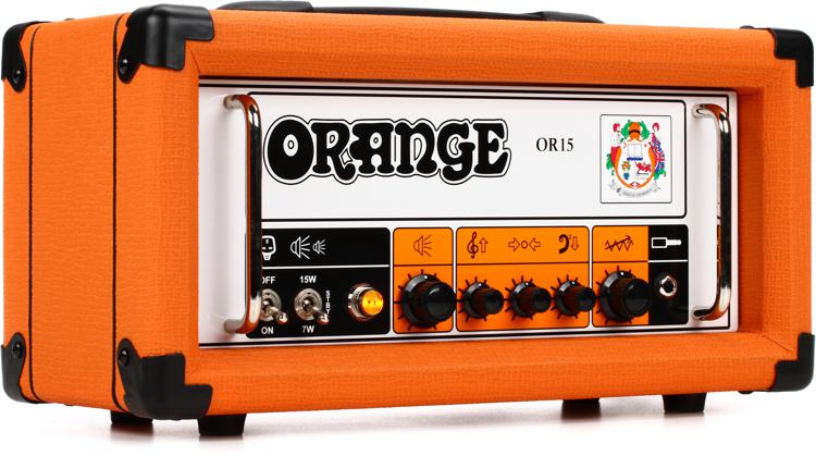 Orange OR15H - 15W Tube Head - Orange image 1