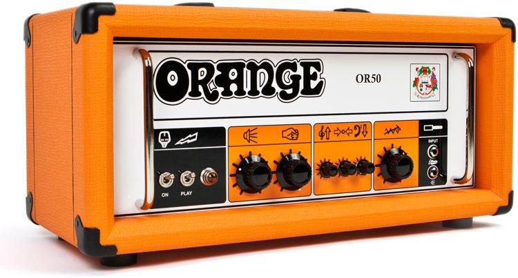 Orange OR50H - 50-Watt Tube Head image 1