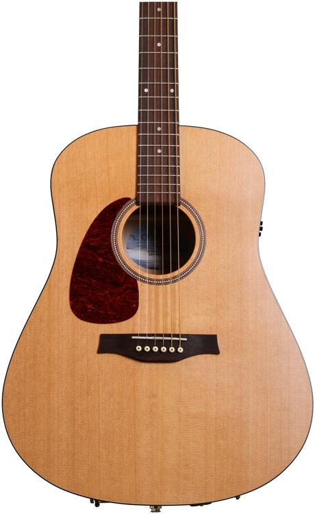 Seagull Guitars S6 Original QI Left-handed - Natural image 1