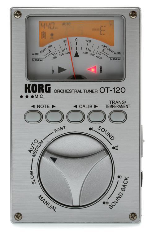 Korg OT-120 Orchestral Tuner image 1