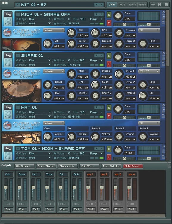 Ocean Way Drums Platinum Edition - Platinum Edition - PC HD image 1