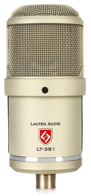 Lauten Audio Oceanus LT-381 Large-diaphragm Tube Condenser Microphone image 1