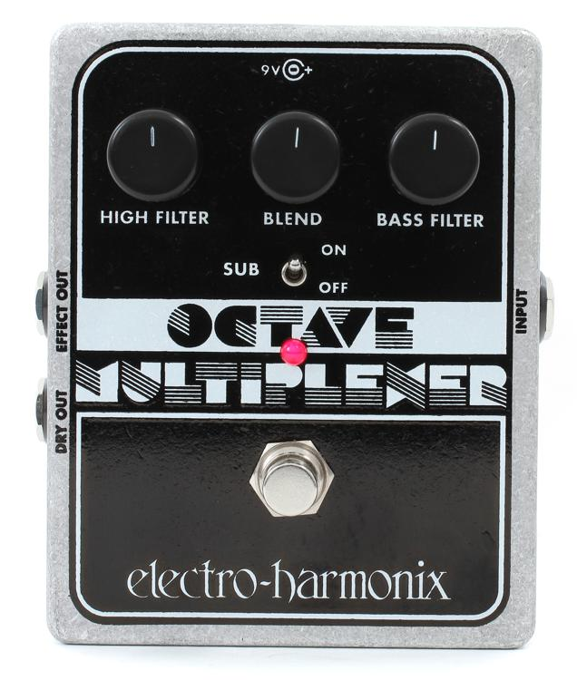 Electro-Harmonix Octave Multiplexer Pedal image 1