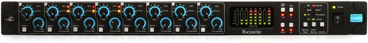 Focusrite OctoPre MkII Dynamic image 1