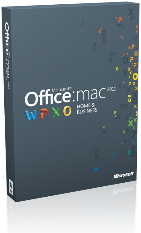 Microsoft Office:mac 2011 Home and Business Multipack - Home & Business - 2-License image 1