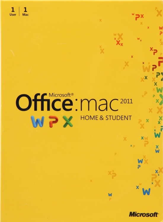 Microsoft Office 2011 for Mac - Home & Student - 1-License image 1