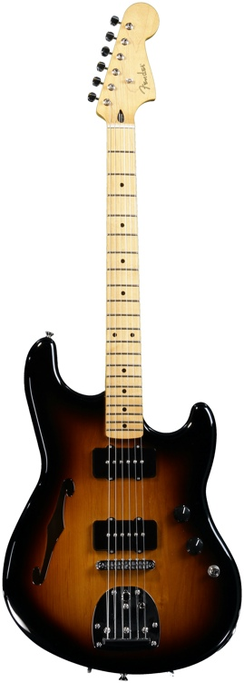 Fender Pawn Shop Offset Special - 2 Color Sunburst image 1