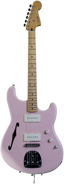 Fender Pawn Shop Offset Special - Shell Pink image 1