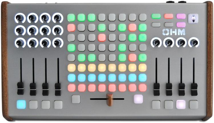 Livid OhmRGB - USB/MIDI Control Surface image 1