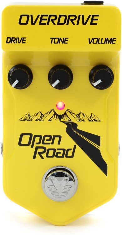 Visual Sound Open Road Overdrive Pedal image 1