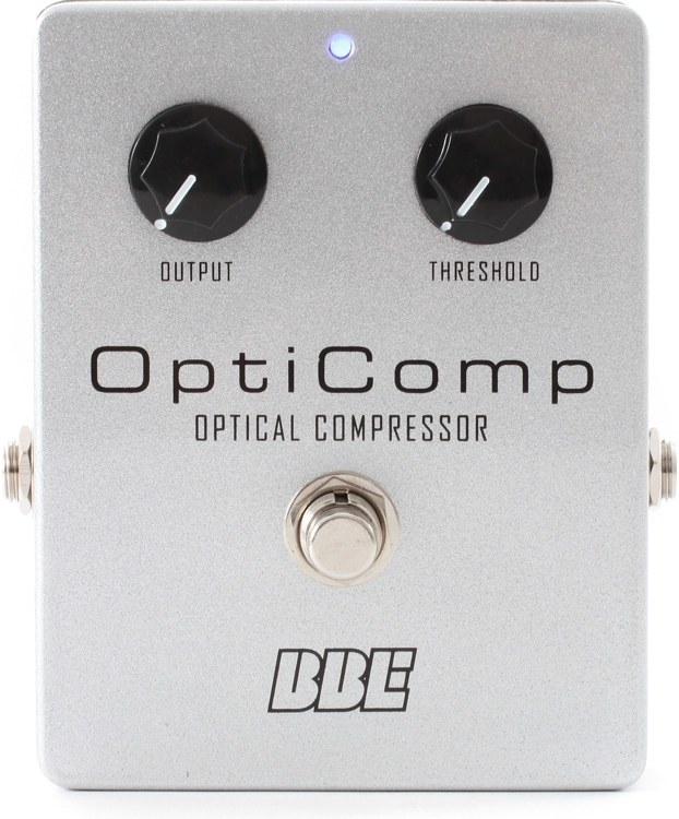 BBE OptiComp Optical Compressor Pedal image 1