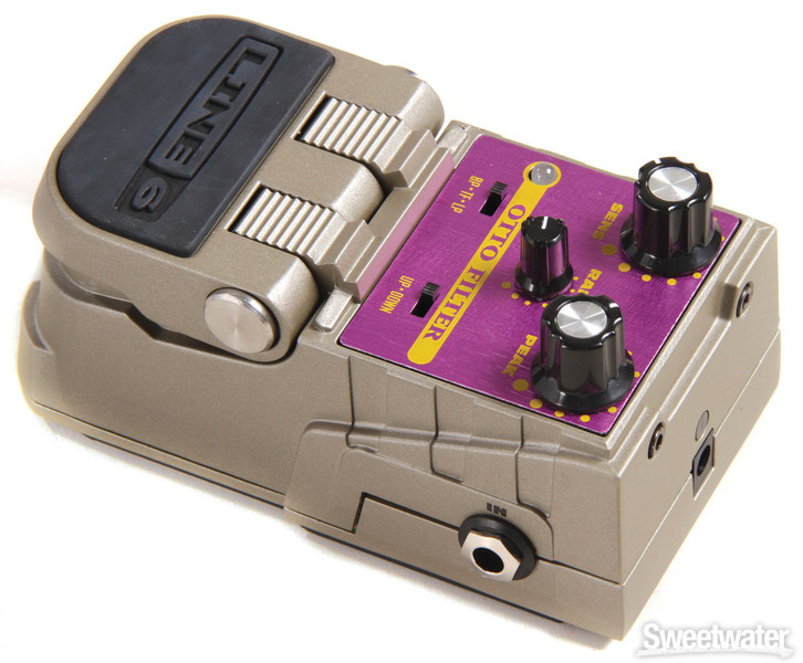 Line 6 Otto Filter Auto Wah Filter Pedal image 1