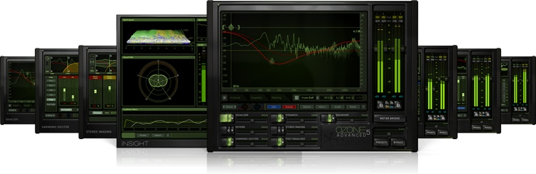iZotope Ozone 5 Advanced Mastering Suite Plug-in - Academic Version image 1