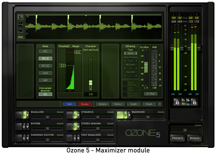 iZotope Ozone 5 Mastering Suite Plug-in - Upgrade from Ozone 1-3 image 1