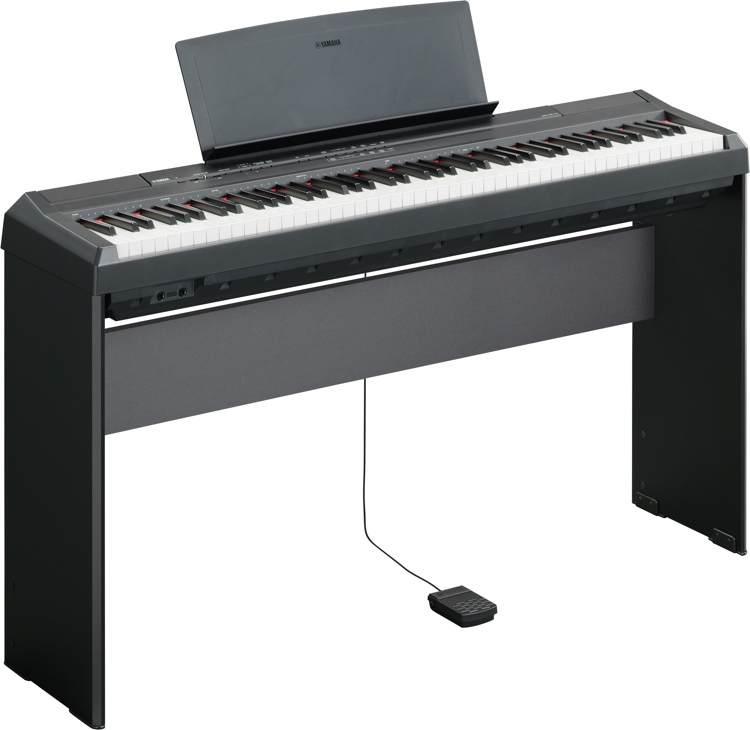 Yamaha P-105 - with L-85 Stand image 1