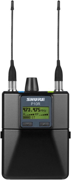 Shure P10R - G10 Band - 470-542Mhz image 1