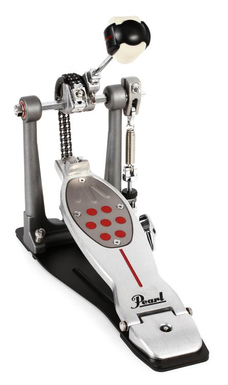 Pearl Eliminator Redline Single Bass Drum Pedal - Chain Drive image 1