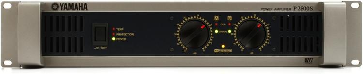 Yamaha P2500S image 1