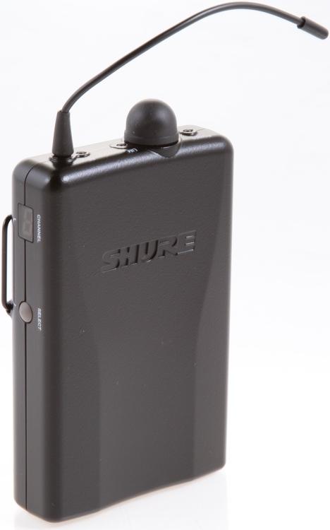 Shure P2R - H2, 518.750 - 553.250 MHz image 1