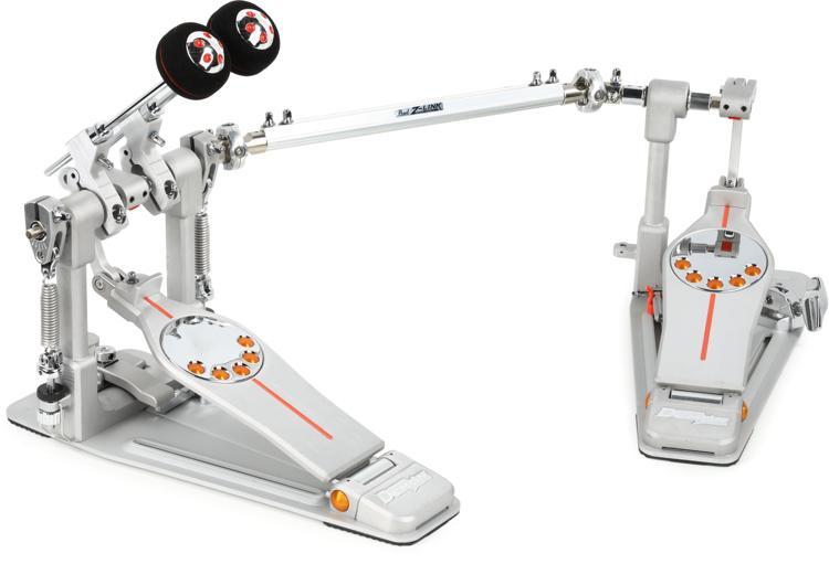pearl demon drive p 3002dl double kick drum pedal left handed sweetwater. Black Bedroom Furniture Sets. Home Design Ideas