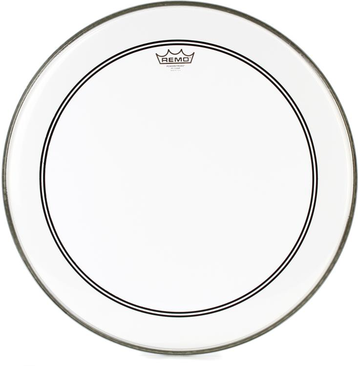 Remo Powerstroke 3 Bass Drum Head With 2.5