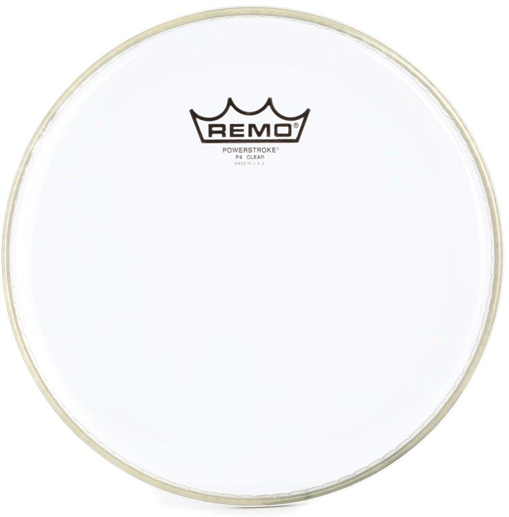 Remo Powerstroke 4 Clear Drum Head - 10