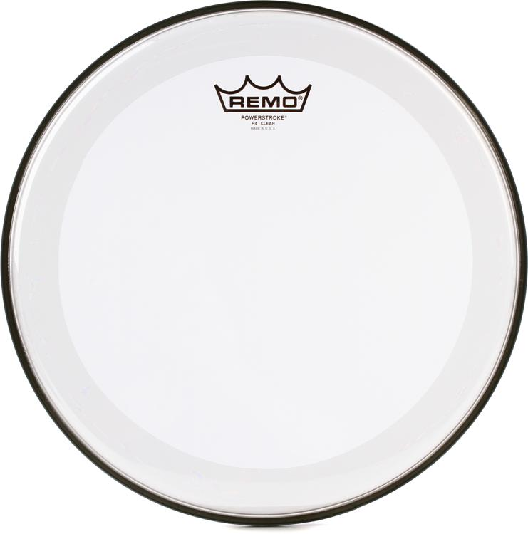 Remo Powerstroke 4 Clear Drum Head - 13