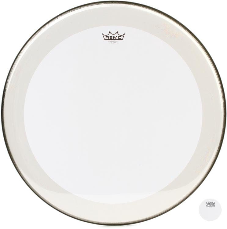 Remo Powerstroke 4 Clear Bass Drumhead - 24