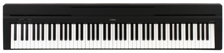 yamaha p 45 digital piano sweetwater. Black Bedroom Furniture Sets. Home Design Ideas