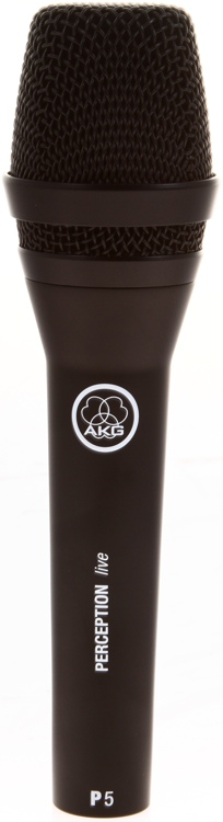 AKG P5 Supercardioid Vocal Mic image 1