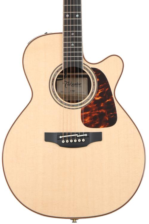 Takamine P7NC NEX Acoustic/Electric w/Cutaway, Natural image 1