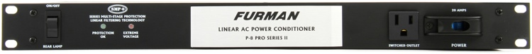 Furman P-8 Pro Series II Power Conditioner image 1