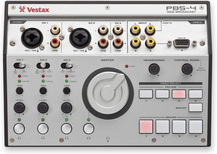 Vestax PBS-4 image 1