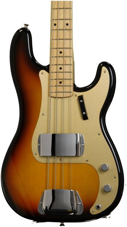 Fender American Vintage \'58 P Bass - 3-Color Sunburst image 1