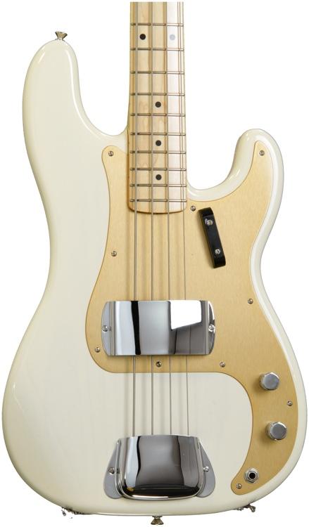 Fender American Vintage \'58 P Bass - White Blonde image 1