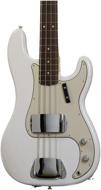 Fender American Vintage \'63 P Bass - Olympic White image 1