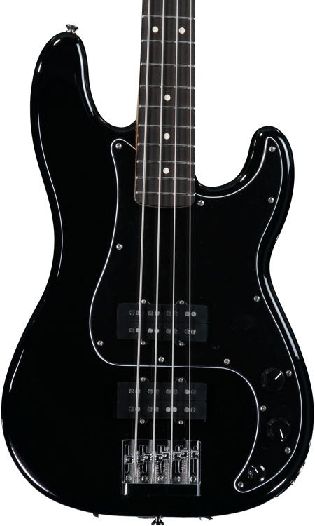 Fender Blacktop Precision Bass - Black image 1