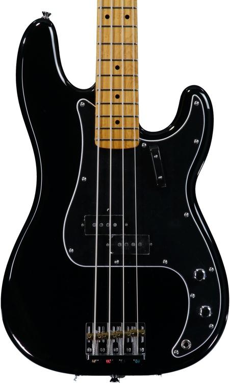 Squier Matt Freeman Precision Bass - Black image 1