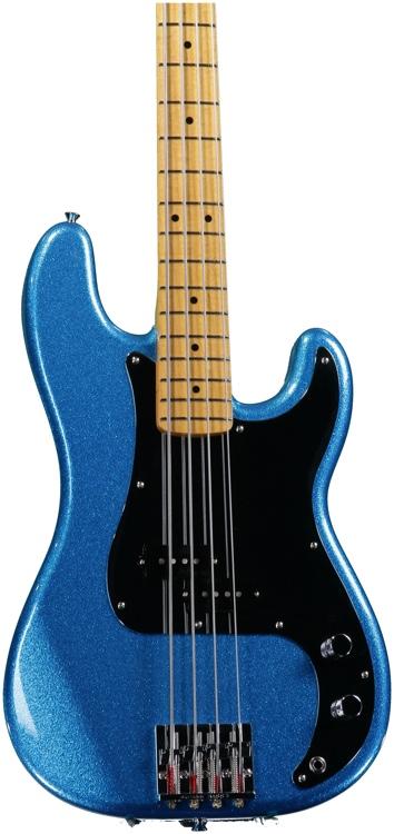 Fender Steve Harris Precision Bass - Royal Blue Metallic image 1