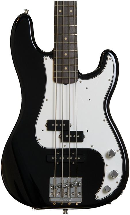 Fender Vintage Hot Rod \'60s Precision Bass - Black image 1
