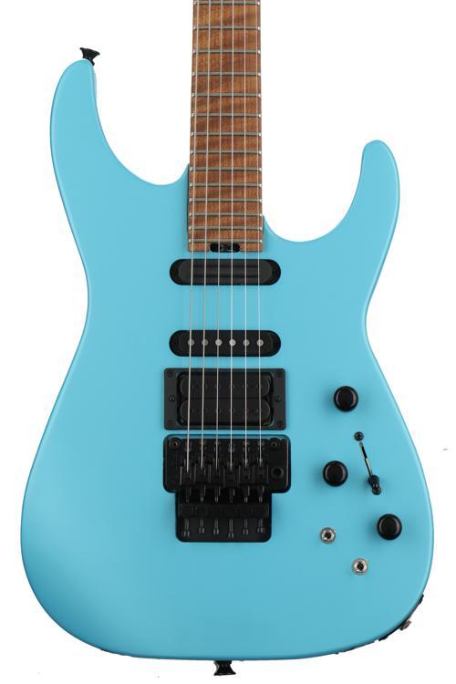 Jackson USA Signature Phil Collen PC1 - Matte Blue Frost image 1