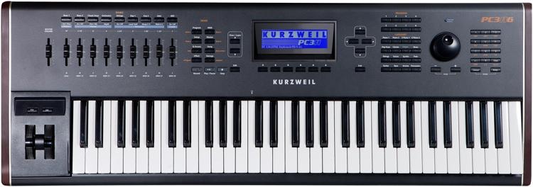 Kurzweil PC3A6 61-key Synthesizer Workstation image 1