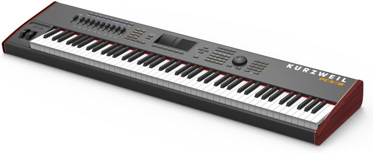 Kurzweil PC3A8 88-key Synthesizer Workstation image 1