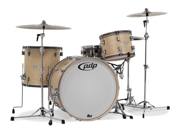 PDP Concept Maple 3-piece Shell Pack - 24