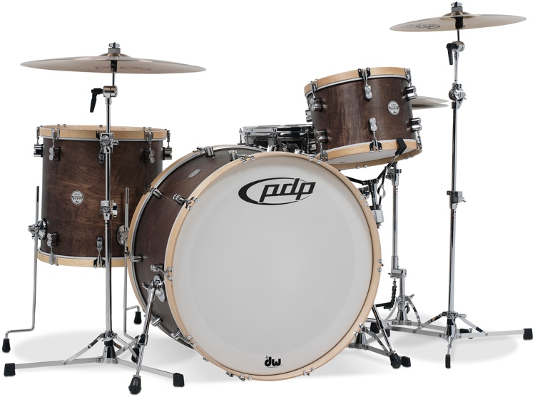 PDP Concept Maple 3-piece Shell Pack - 26