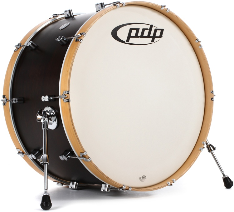 PDP Concept Maple Classic Bass Drum - 14