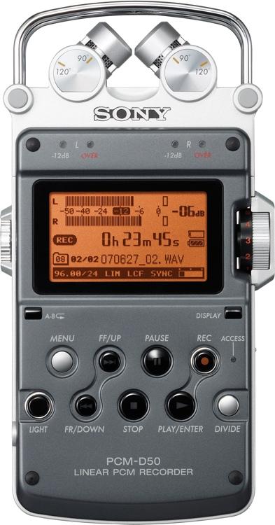 Sony PCM-D50 image 1