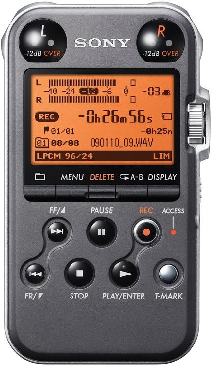 Sony PCM-M10 - Black image 1
